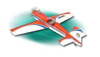 Phoenix Extra 300 S rc aeromodelling jakarta indonesia - silver