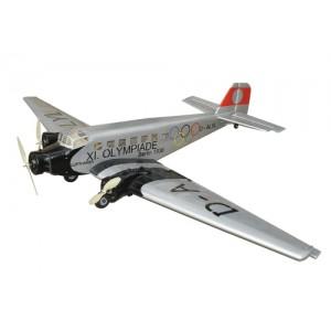 VMAR's Junkers JU-52 'Iron Annie' in Silver Berlin 1936