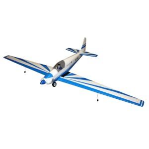 Vmar Fournier RF4-D Motor Glider - blue